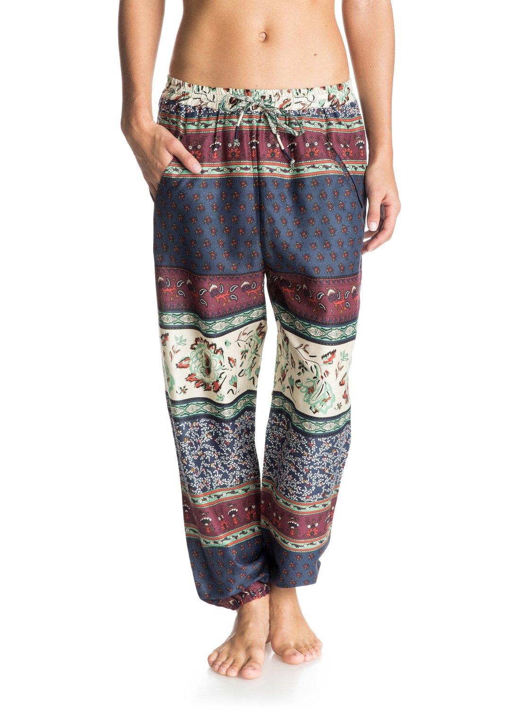 Sunday Noon Harem Pants ARJNP03029 | Roxy