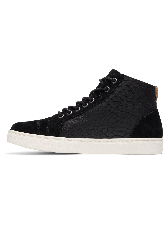 Baskets ROXY cuir noir 38