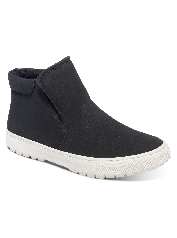 2e34c3b96591 0 Juno - Mid-Top Shoes Black ARJS300254 Roxy