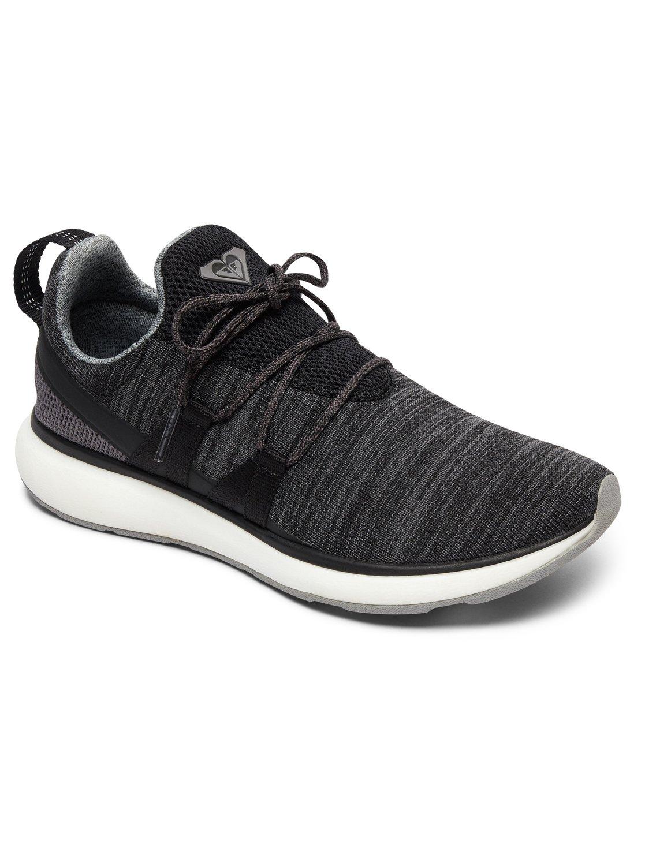 Roxy Set Seeker Shoes 40 EU Heather Grey LSKp4