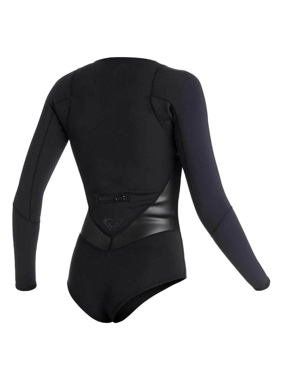 Xy Manches Arjw403005 Longues Zip Back Springsuit Bikini Roxy 1mm qUZxq7z