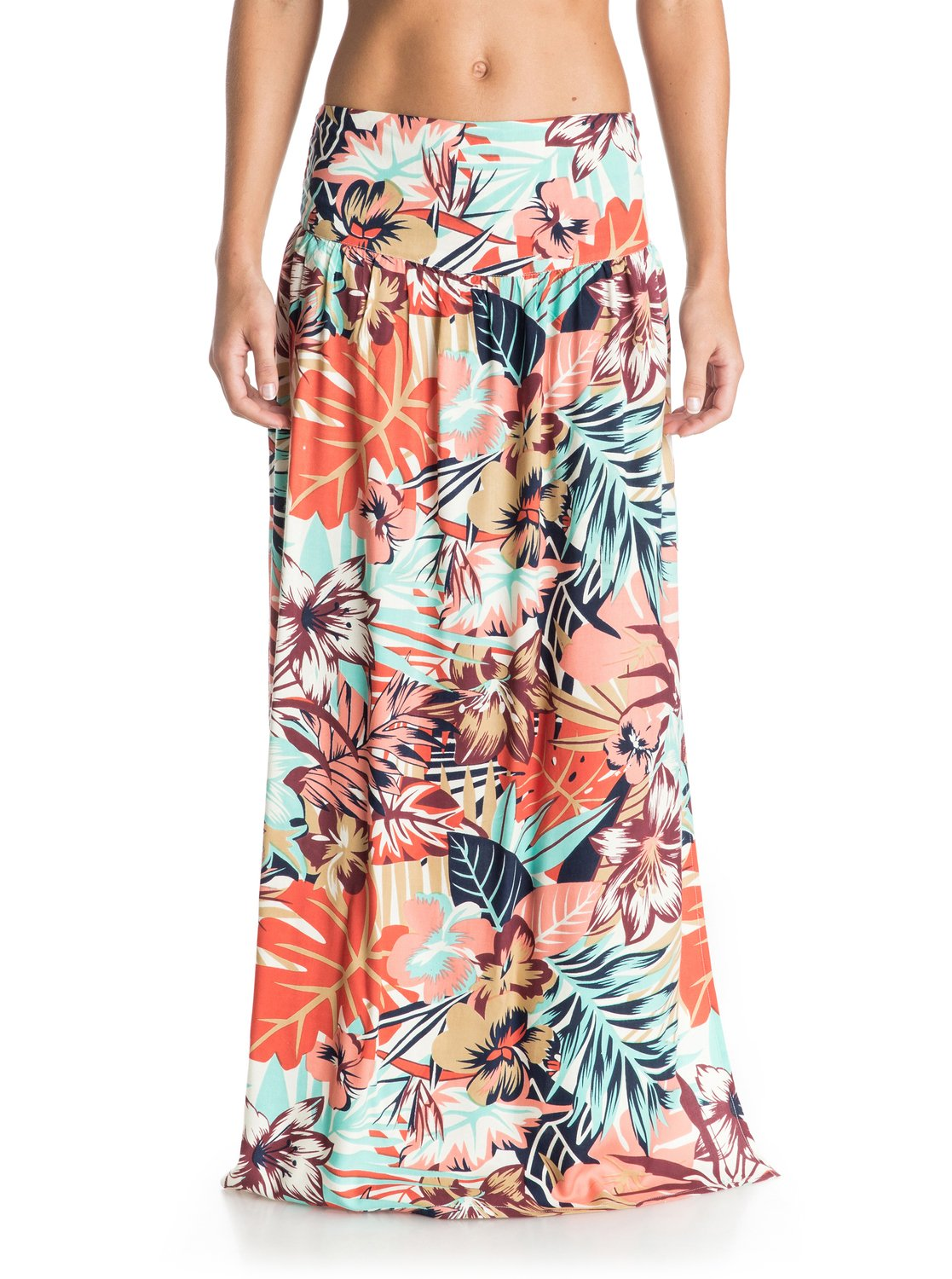 How To Master The Maxi Skirt images