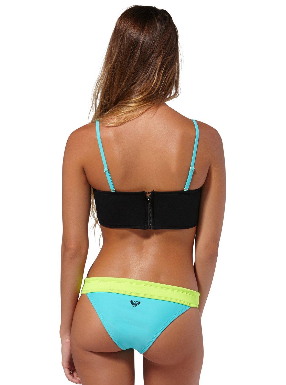 1053f44838 1 Neon Tide Bustia Bikini Top ARJX300064 Roxy
