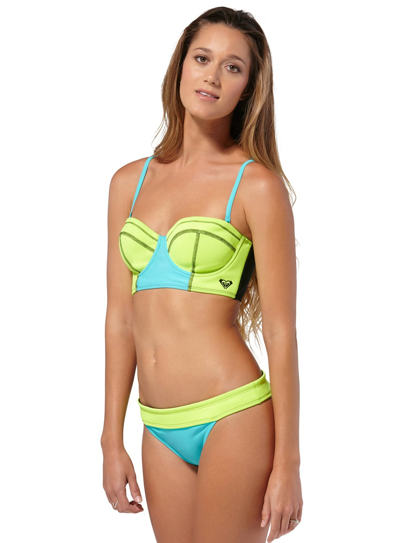04d433d71e 2 Neon Tide Bustia Bikini Top ARJX300064 Roxy