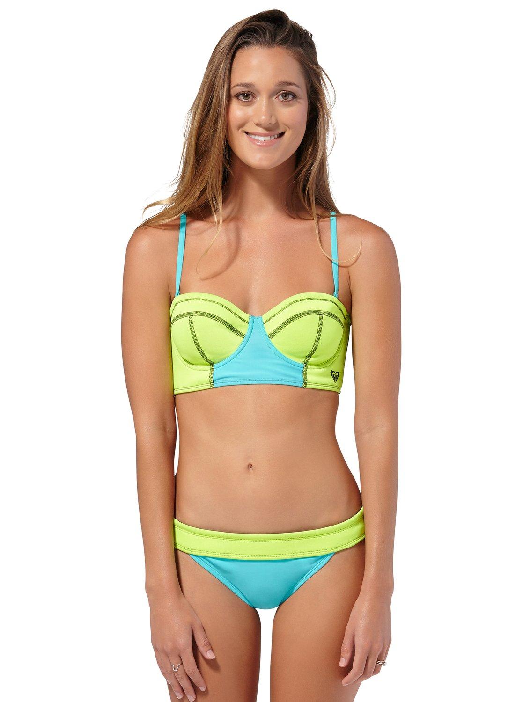 Matchless neon bikini top