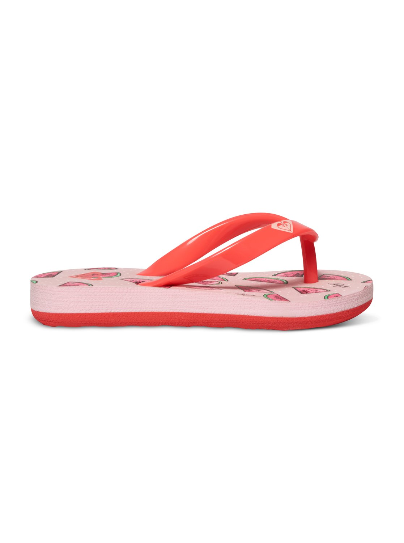 7e88e4e6f71a29 1 Bamboo - Flip-Flops Pink ARLL100062 Roxy