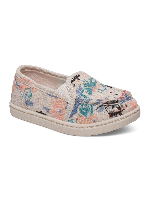 0 Girls 2-6 Lido Slip-On Shoes ARLS600022 Roxy 1b3473306