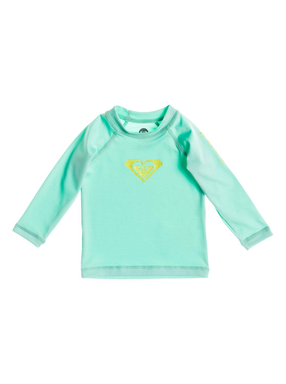 Baby Roxy Love Long Sleeve Rashguard ARNWR03001 | Roxy
