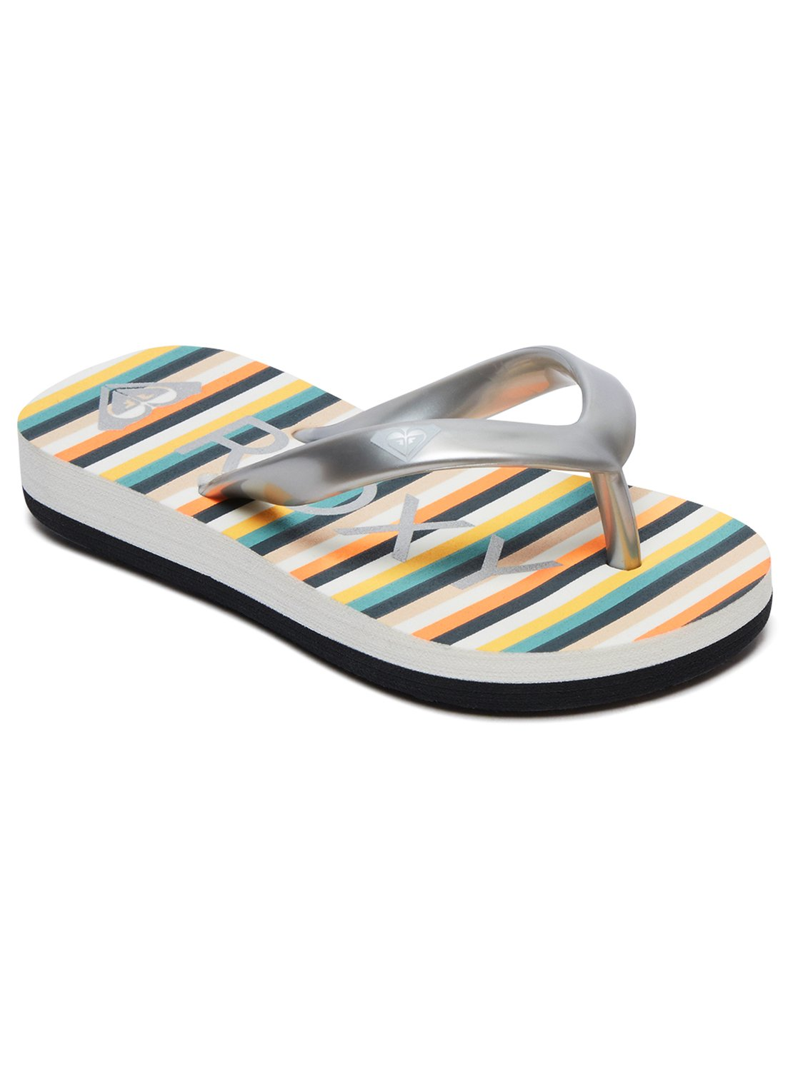d1fdfb8d5 0 Bamboo - Flip-Flops for Toddlers Gray AROL100002 Roxy