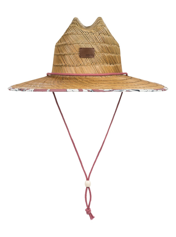 0 Chapéu de Palha Tomboy Straw Sun Roxy BR78221015 Roxy 349a637f4d4