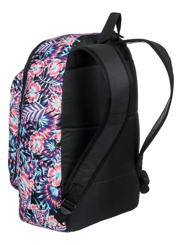 2 Girl s 7-14 California Medium Backpack ERGBP03027 Roxy 6b7225b860043