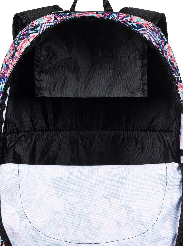 3 Girl s 7-14 California Medium Backpack ERGBP03027 Roxy 10f20539459df