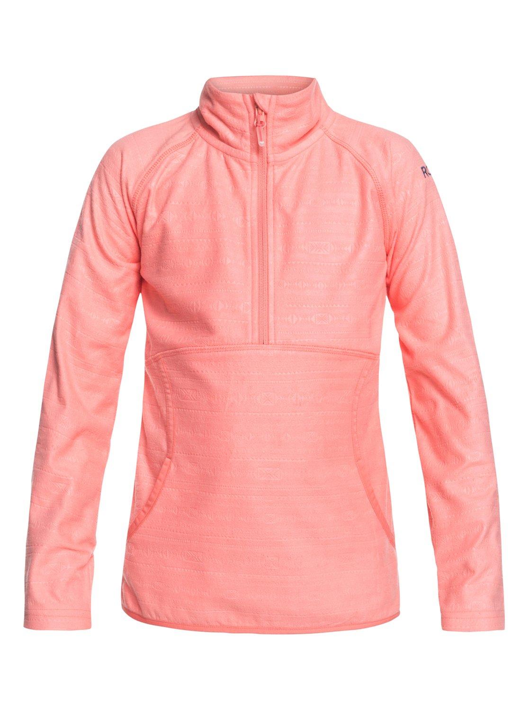 8483634d5bf2 Cascade - Technical Half-Zip Fleece for Girls 8-16 ERGFT03269