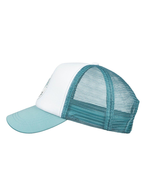 3ea05af216f Roxy™ Girl s 7-14 Reggae Town Trucker Hat ERGHA03129