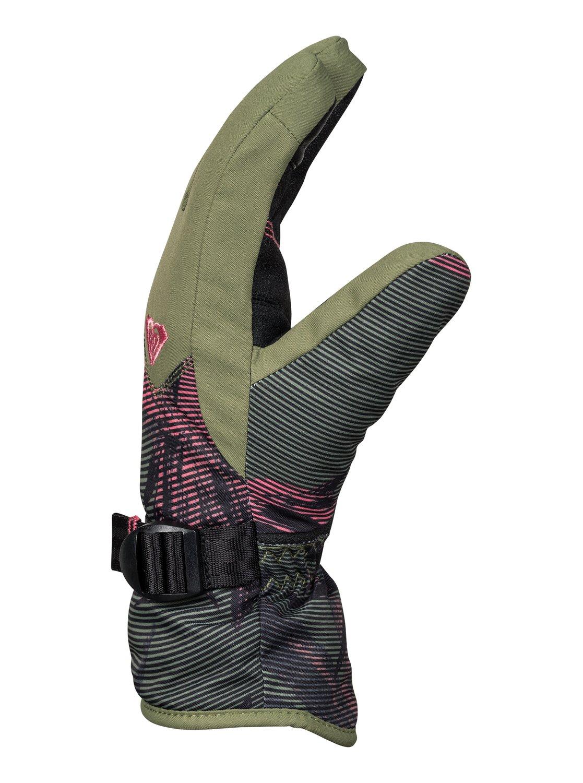 fc0943a99f55 ROXY Jetty - Ski Snowboard Gloves for Girls 8-16 ERGHN03014