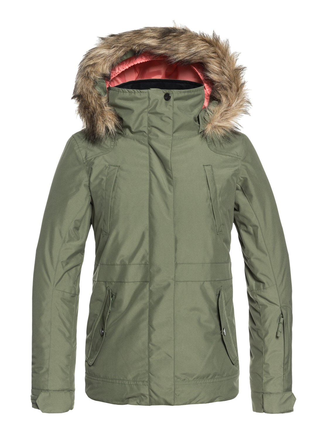 2b516d4a65c8 Tribe - Snow Jacket for Girls 8-16 ERGTJ03051