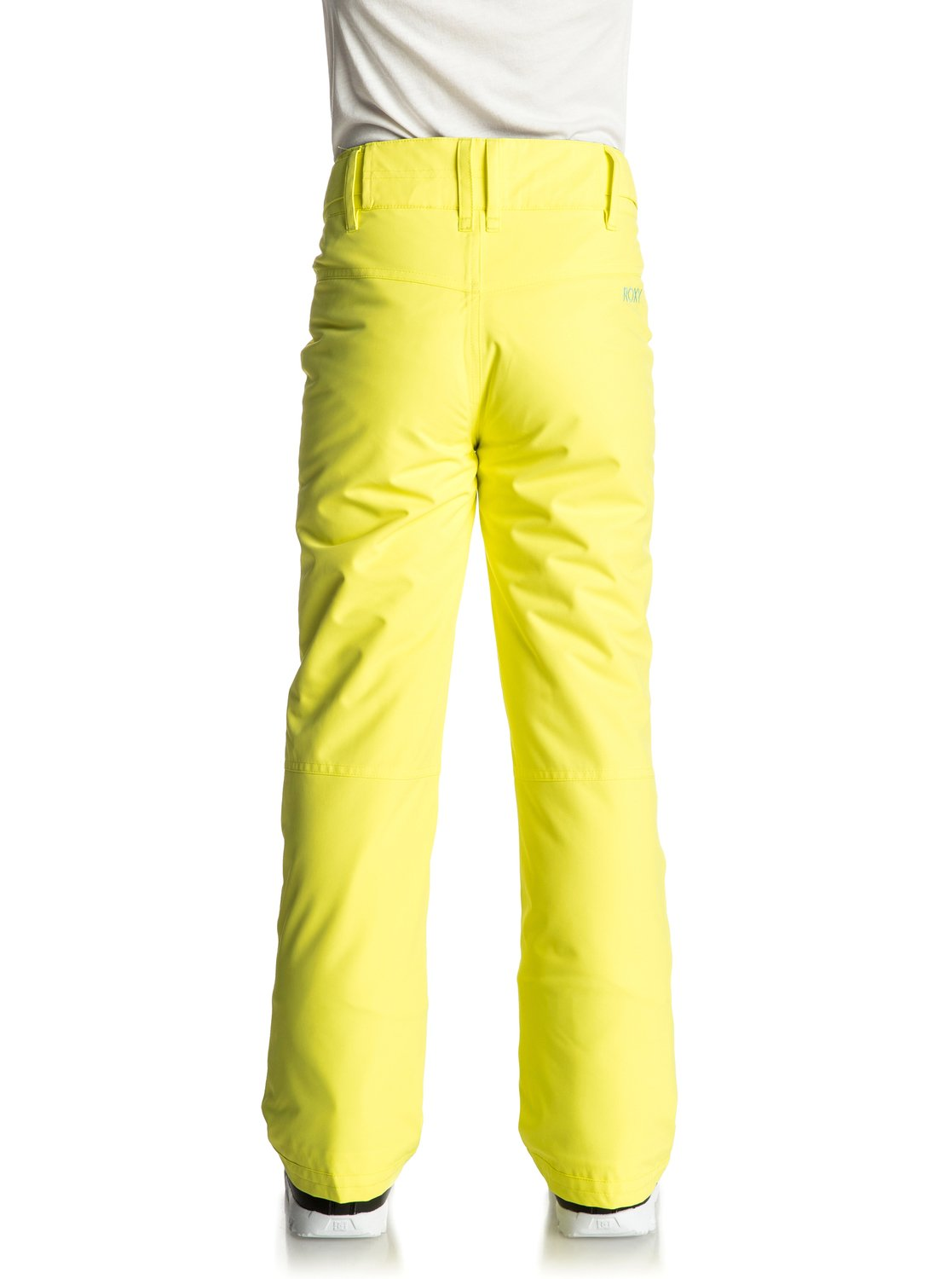e42f9975 1 Backyard - Snow Pants for Girls 8-16 Yellow ERGTP03012 Roxy
