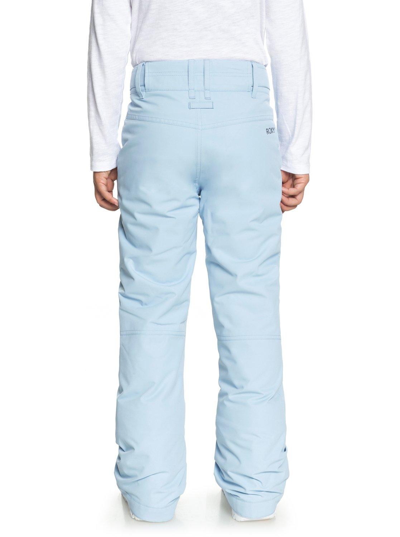 3 Backyard - Pantalones Para Nieve para Chicas 8-16 Azul ERGTP03015 Roxy ad5a0292f975