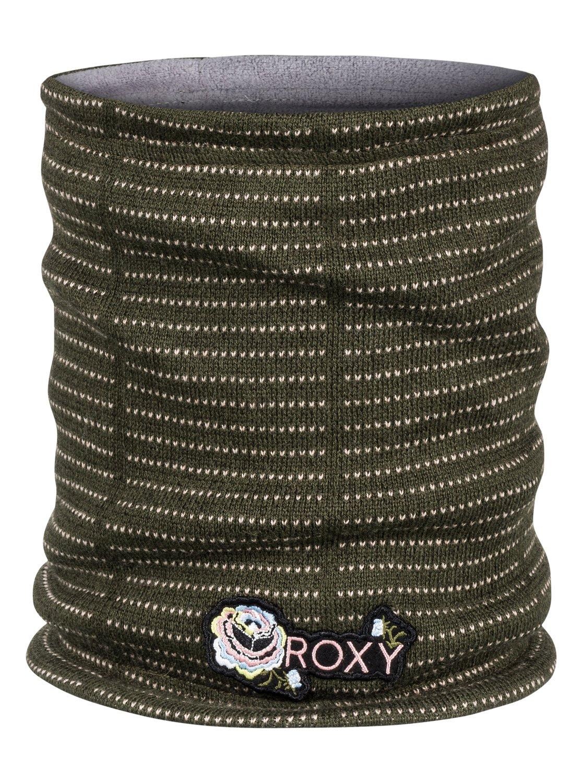 6c9f7f63550 0 Torah Bright - Neck Warmer Green ERJAA03428 Roxy
