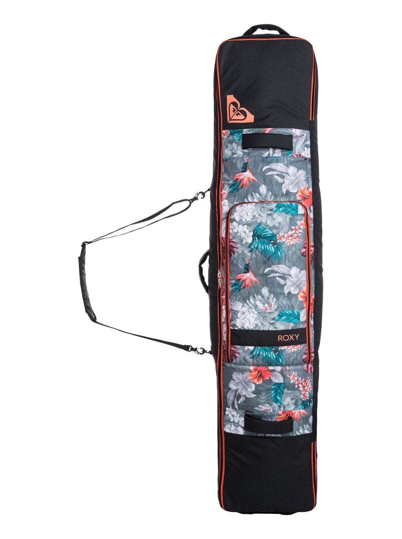 0 Vermont Wheeled Snowboard Bag Erjba03019 Roxy