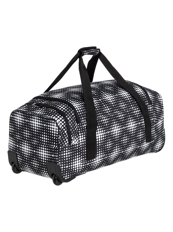 2 of 5 Roxy™ Distance Across - Large Wheeled Duffle Bag - Women - ONE SIZE  - Black 558379768c73e