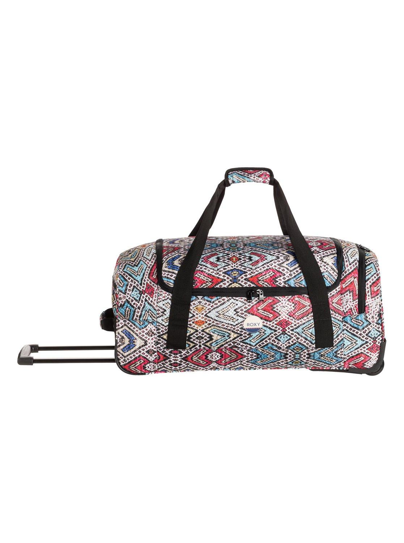 0 Distance Across - Large Wheeled Duffle Bag ERJBL03077 Roxy 04b0f4a1be2db