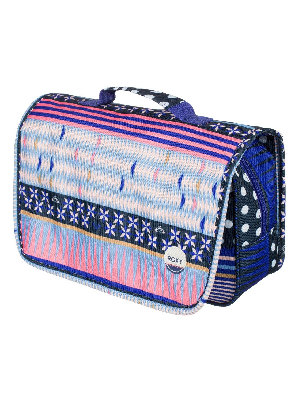 Waveform Travel Wash Bag Erjbl03100 Roxy