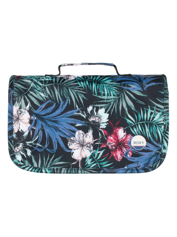 Waveform Travel Wash Bag 3613373022004 Roxy