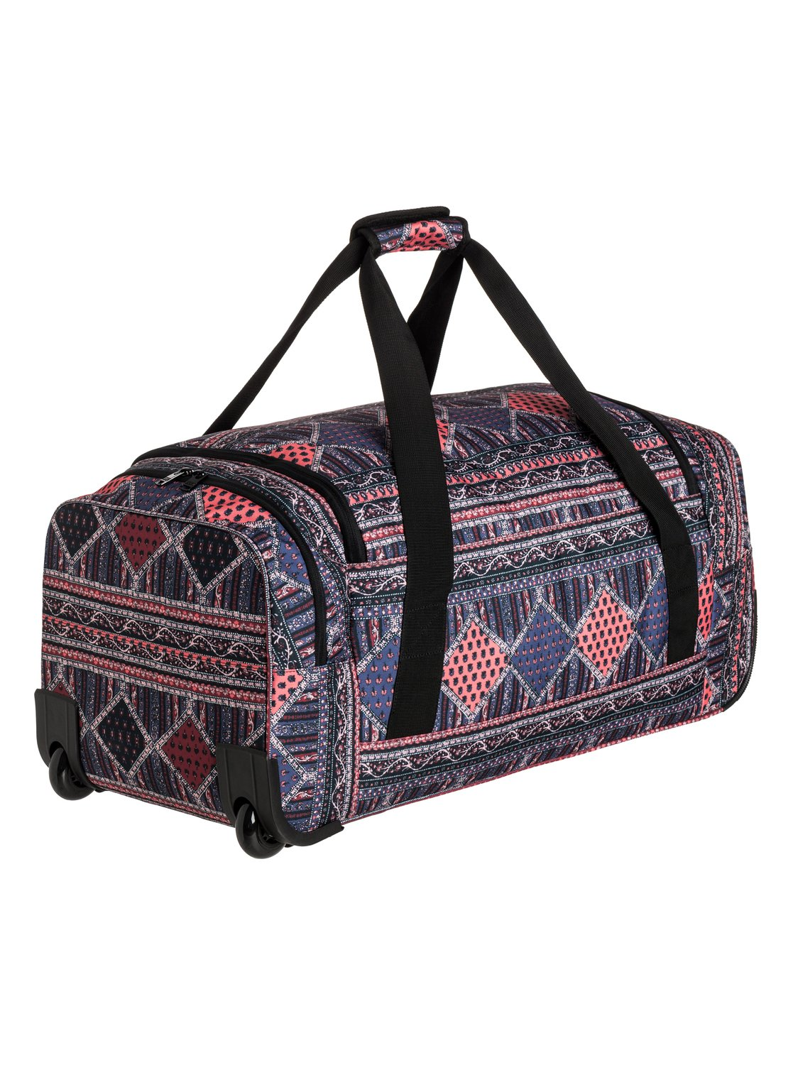 3519c00710 2 Distance Accross Large Wheeled Duffle Bag ERJBL03105 Roxy