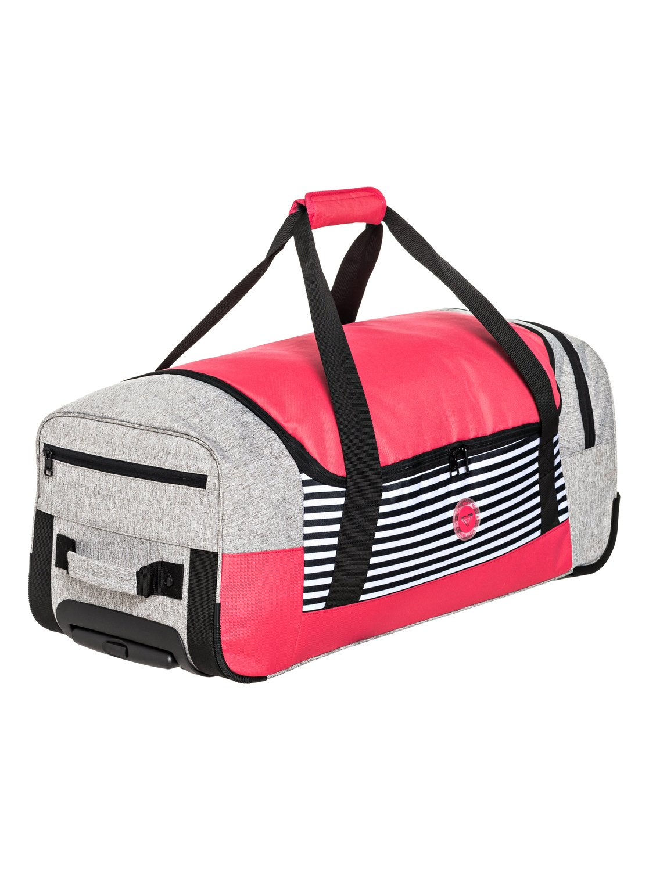 1 Distance Accross Large Wheeled Duffle Bag Erjbl03112 Roxy