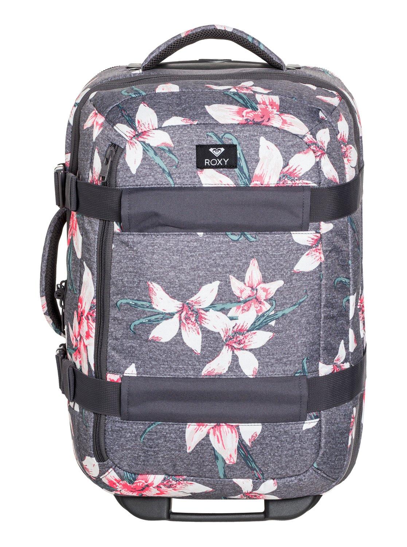 wheelie 30l valise cabine roulettes 3613373809414 roxy. Black Bedroom Furniture Sets. Home Design Ideas