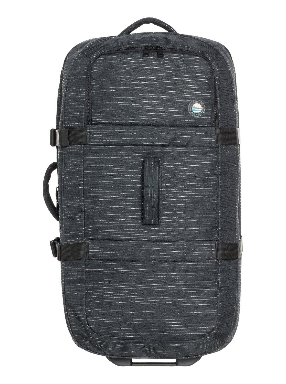 0 Long Haul 105L - Valigia Extra Large con Ruote Black ERJBL03152 Roxy 9dd5e8785b9