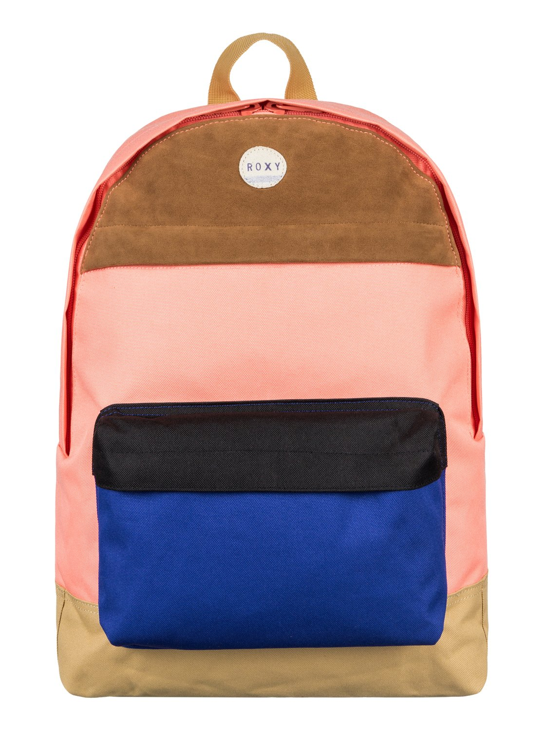 39ff857dfe43 0 Sugar Baby - Colour Block Backpack ERJBP03091 Roxy