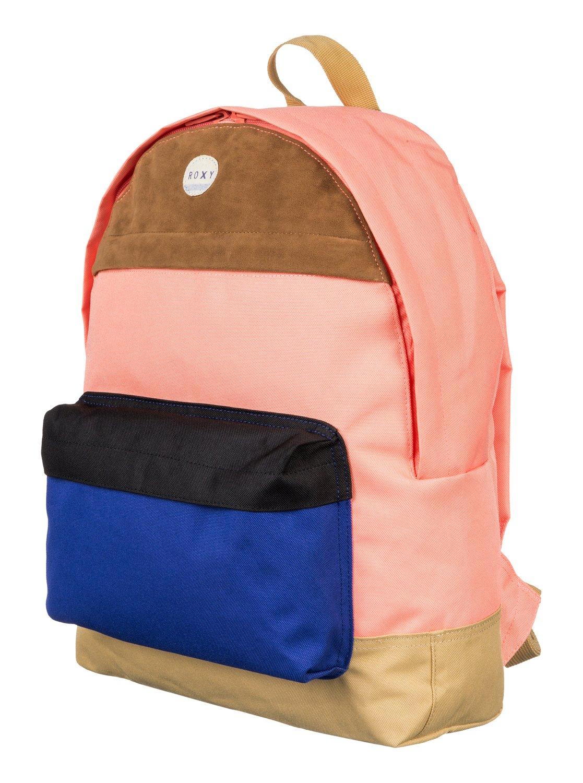 64684781f67c 1 Sugar Baby - Colour Block Backpack ERJBP03091 Roxy
