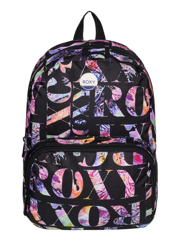 7b900274bcdb 0 Always Core - Small Backpack Black ERJBP03261 Roxy