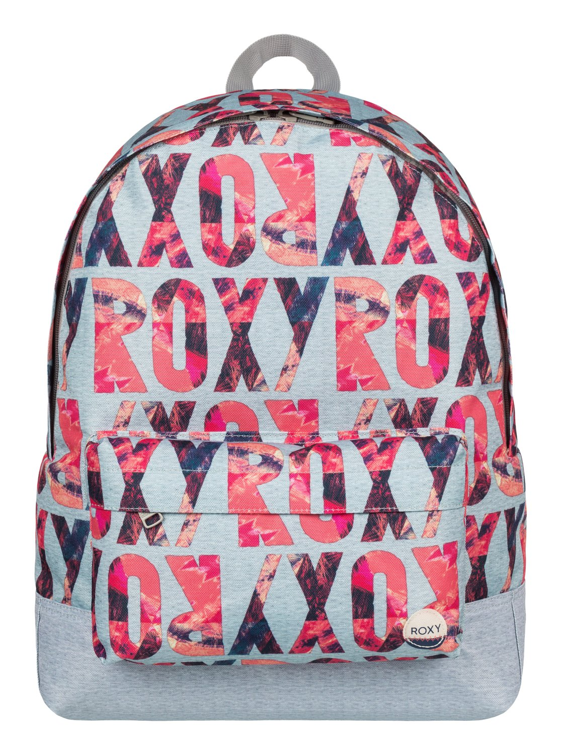 Sac à dos Roxy Sugar Baby Heather Heritage Heather gris YPKCj8G2