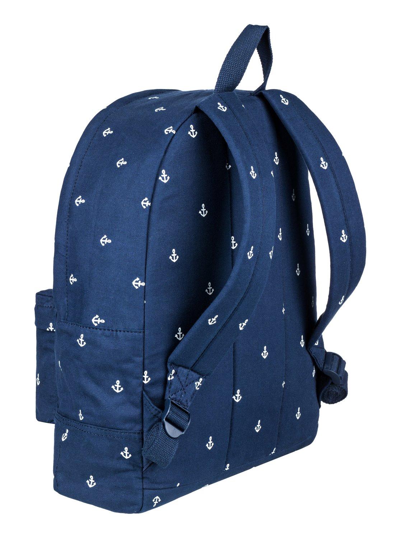 2 Sugar Baby Canvas Small Backpack ERJBP03640 Roxy fd023a5b9c4e8