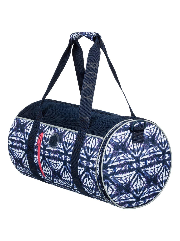 73c62aae60 1 El Ribon - Large Sports Duffle Bag Blue ERJBP03653 Roxy