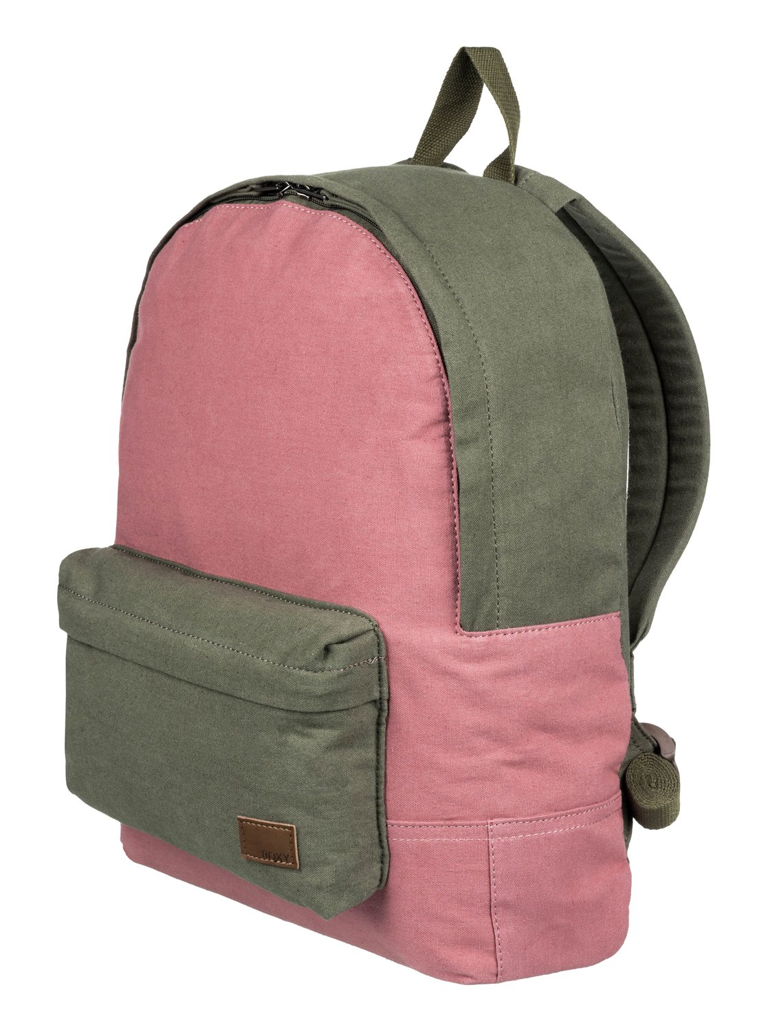 b40fef34736b Roxy™ Sugar Baby Canvas Colorblock 16L - Small Backpack - Women