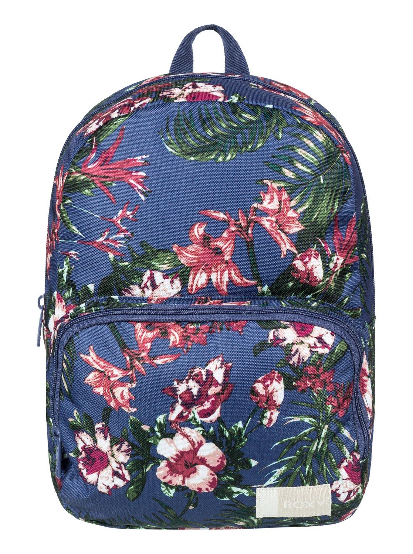 0 Always Core 8 L Small Backpack Blue ERJBP03695 Roxy a6ba88777a842