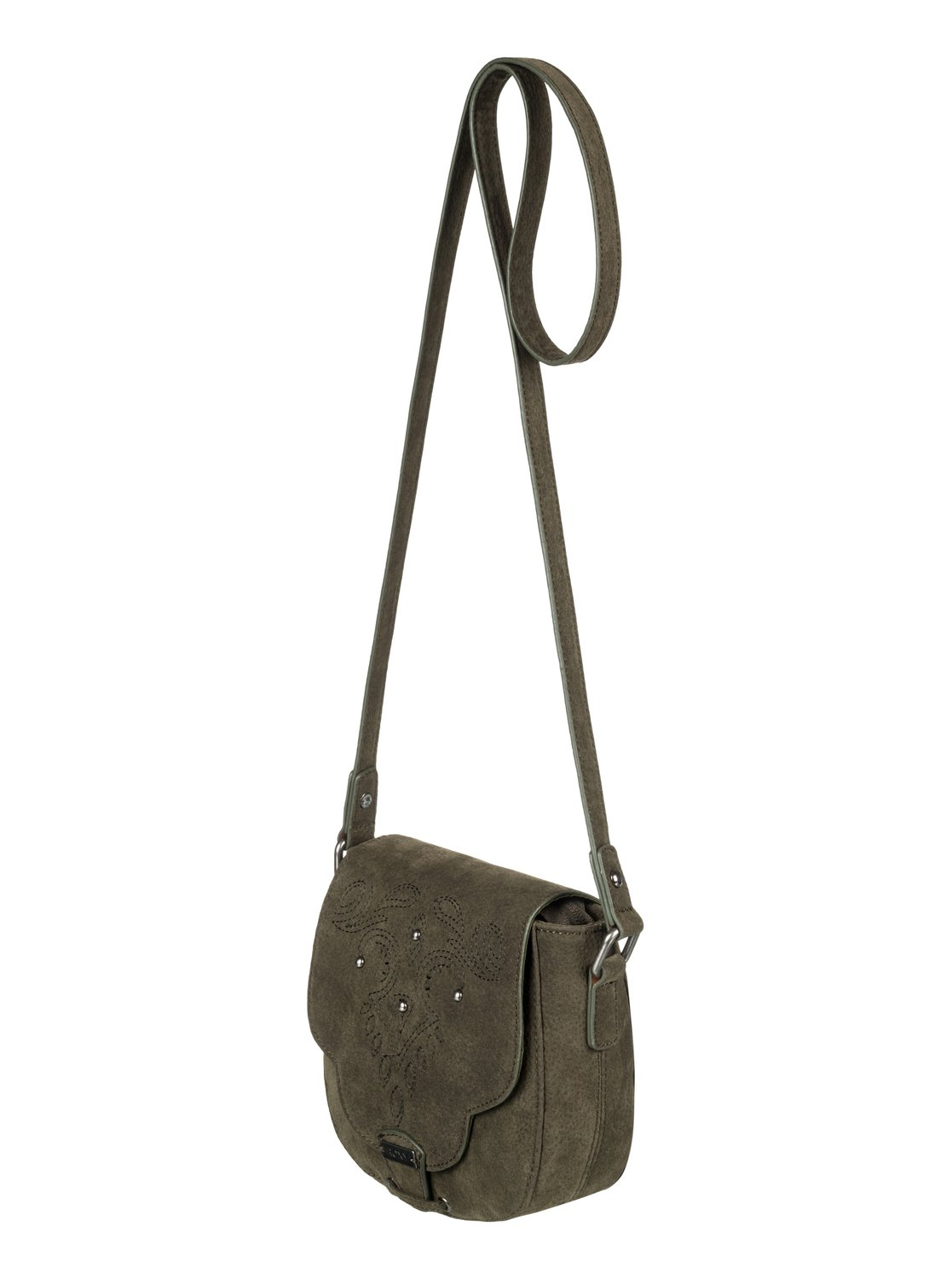 1 Cactus Station Small Crossbody Bag Brown Erjbp03701 Roxy