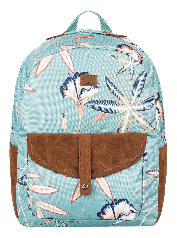 0 Carribean 18L - Medium Backpack Blue ERJBP03734 Roxy 8620fd4cbae17