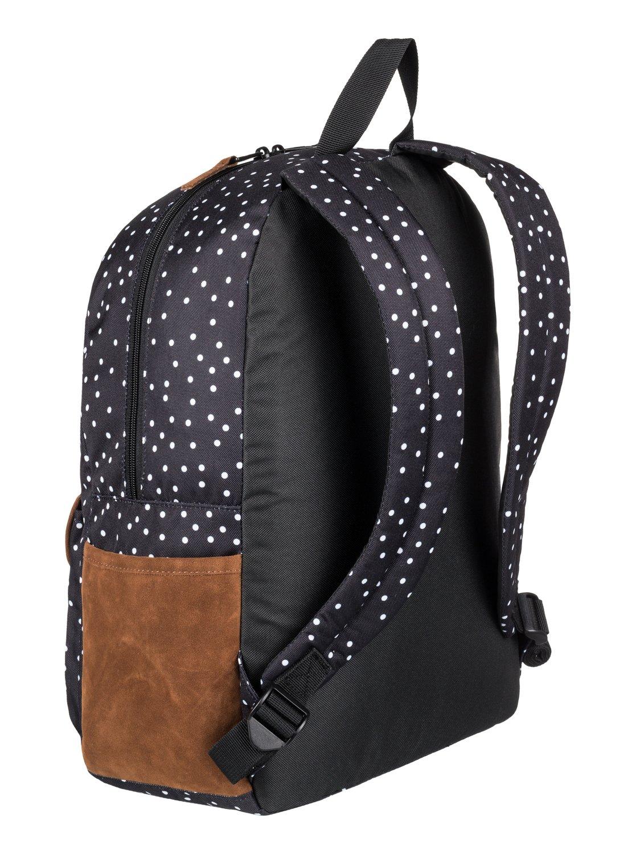 2 Carribean 18L - Medium Backpack Black ERJBP03734 Roxy 9aaeca7a7583e