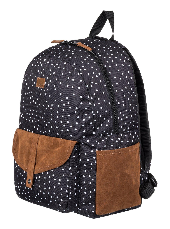 1 Carribean 18L - Medium Backpack Black ERJBP03734 Roxy 2f2f183814304
