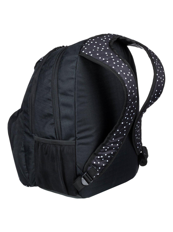 Shadow Swell 24L - Mittelgroßer Rucksack für Frauen - Schwarz - Roxy Roxy