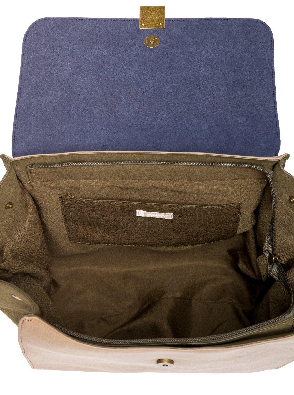 8b9ca1037fd6 3 Tan Lines Medium Crossbody Bag Green ERJBP03765 Roxy