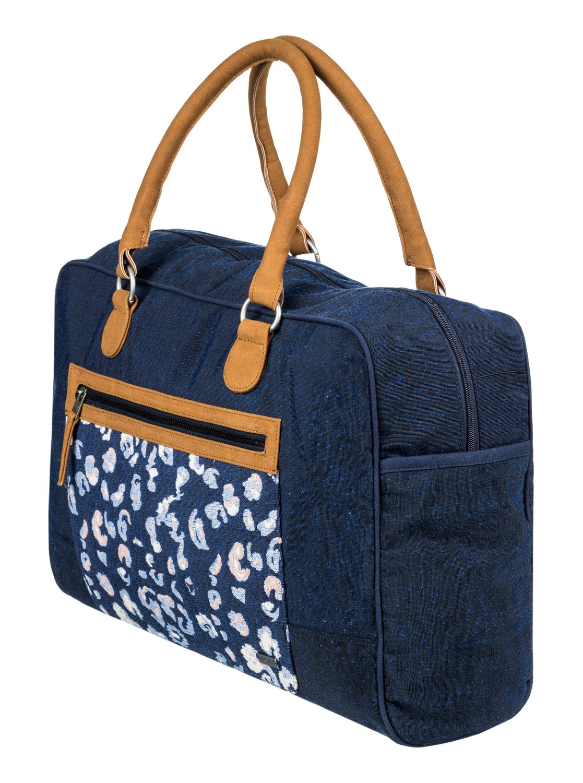 1 Survival Kit Large Duffle Handbag Blue Erjbp03768 Roxy