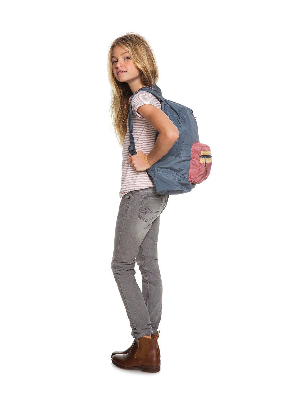 4 Morning Light 16 L Small Backpack Black ERJBP03774 Roxy b3df611b07e61