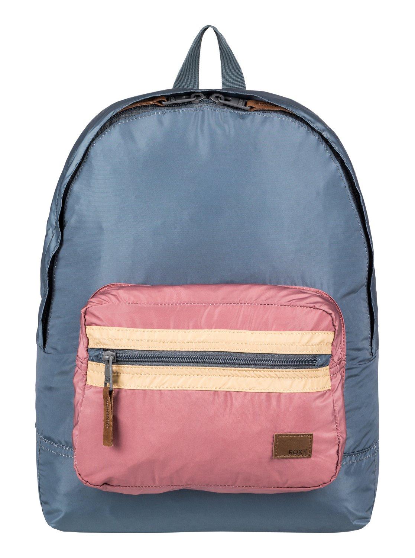 0 Morning Light 16 L Small Backpack Black ERJBP03774 Roxy 940b3dc5f518c
