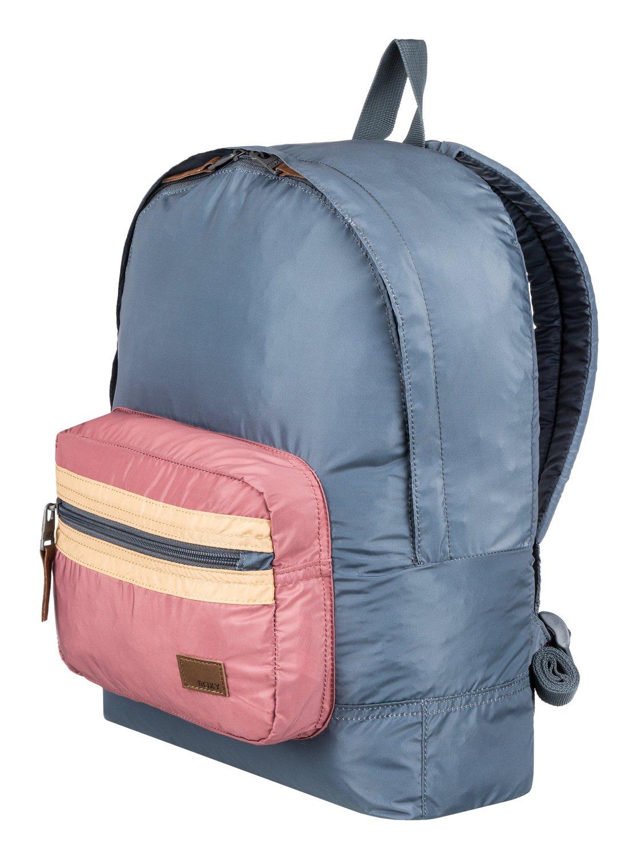 1 Morning Light 16 L Small Backpack Black ERJBP03774 Roxy c3d61daadd2c5